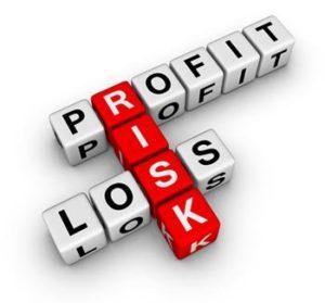 risk loss profit blocks