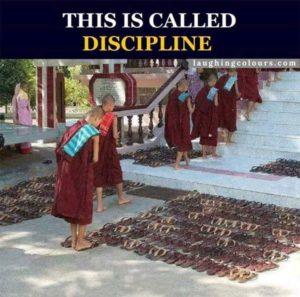Monk Discipline